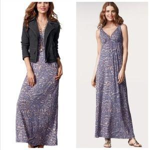 CAbi Long Maxi Dress